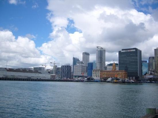 โอกแลนด์เซ็นทรัล, นิวซีแลนด์: Auckland