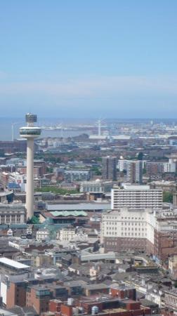 ลิเวอร์พูล, UK: The city