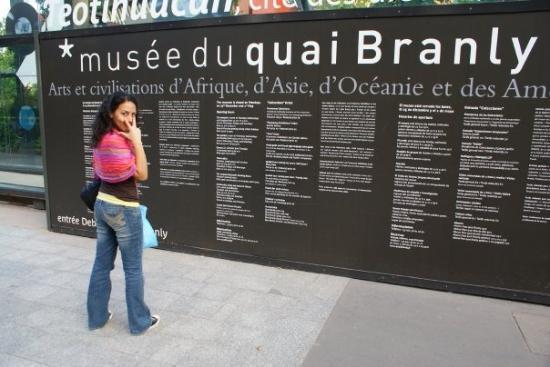 Musee du quai Branly - Jacques Chirac ภาพถ่าย