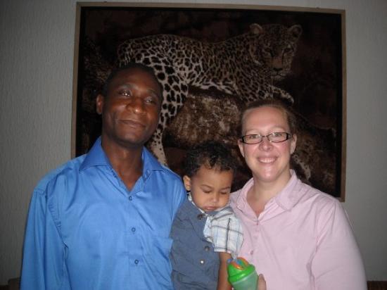 Abidjan, โกตดิวัวร์: Petite photo de famille