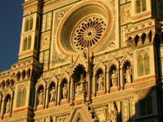 มหาวิหารศานตามาเรีย เดลฟิโอเร: Duomo, Florence, Italy