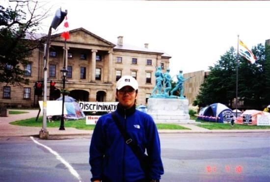 Province House National Historic Site of Canada ภาพถ่าย