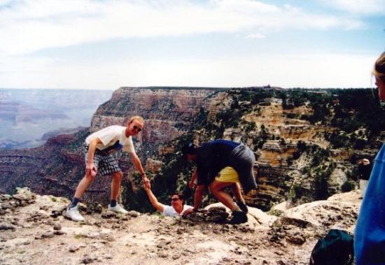 อุทยานแห่งชาติแกรนด์แคนยอน, อาริโซน่า: mucking around in grand canyon