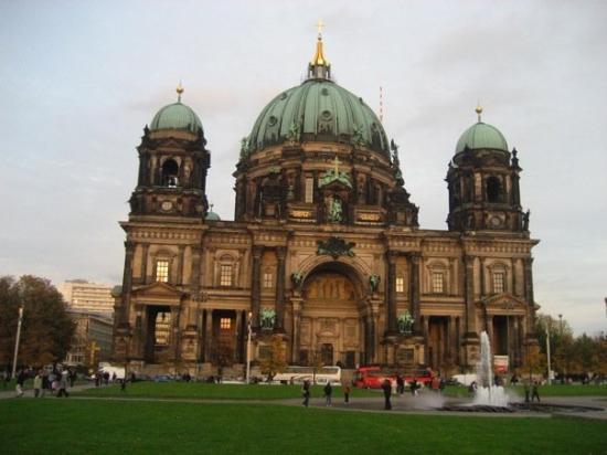 Berlin Cathedral: Berliner Dom - Berlin - October 2008