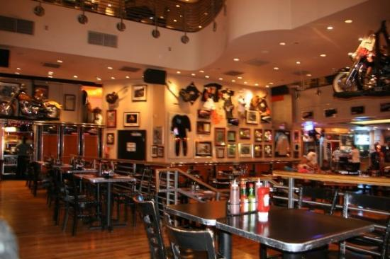 Harley Davidson Las Vegas Cafe ภาพถ่าย