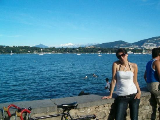 เจนีวา, สวิตเซอร์แลนด์: Jezioro Lemańskie :)