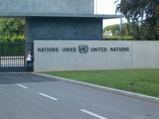 เจนีวา, สวิตเซอร์แลนด์: ONZ :)