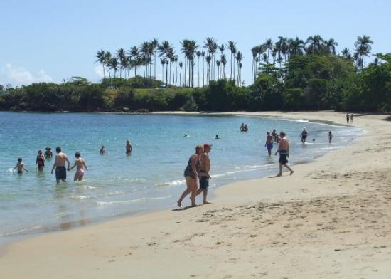 ไลฟ์สไตล์ ทรอปิคอลบีช รีสอร์ท & สปา: The beach at Cofresi
