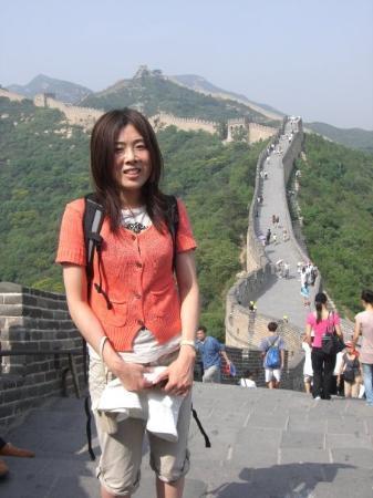 Beizhen, จีน: Ba da ling chang ceng ( the great wall of Chaina)