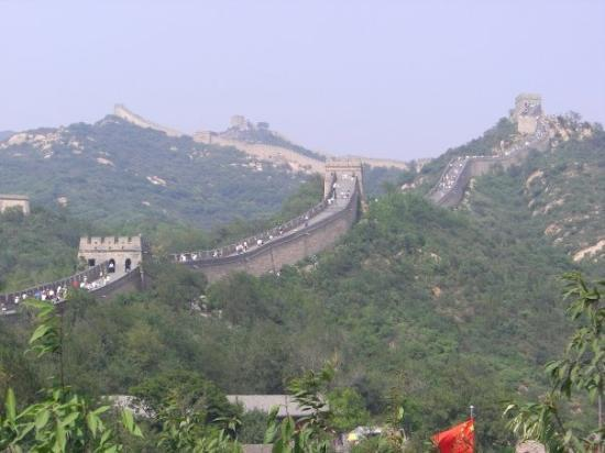‪‪Beizhen‬, الصين: Ba da ling chang ceng ( the great wall of Chaina)‬