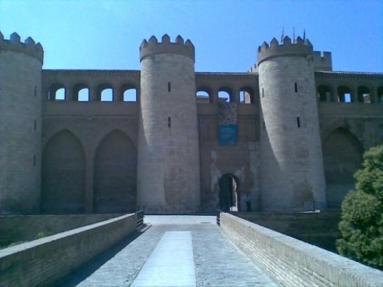 ซาราโกซา, สเปน: CASTELLO ARABO, SARAGOZZA