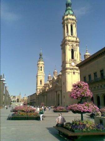 ซาราโกซา, สเปน: CHIESA DEL PILAR, SARAGOZZA
