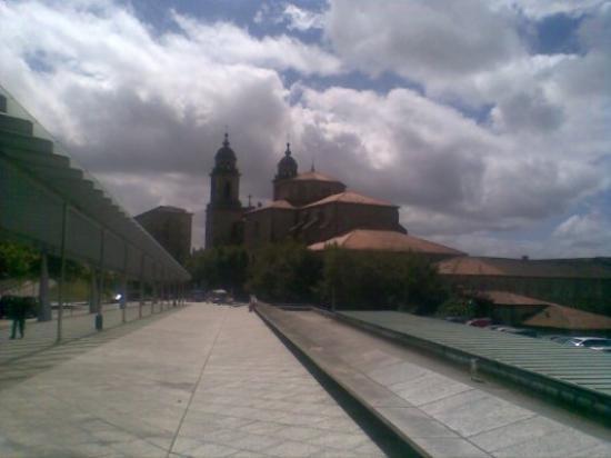 Santiago de Compostela (เมืองซานเตียโก เด กอมปอสเตลา) ภาพถ่าย