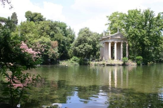 Hotels Near Borghese Gardens Rome