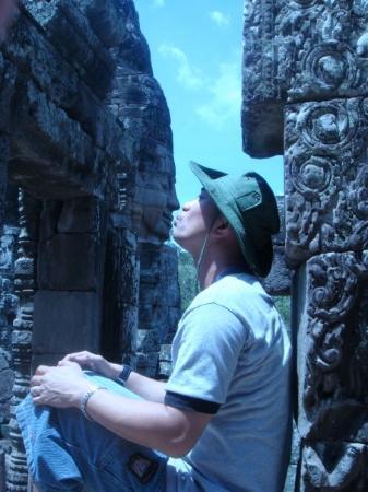 ปราสาทบายน: 'Romancing the Stone' - Angkor Thom - Bayon