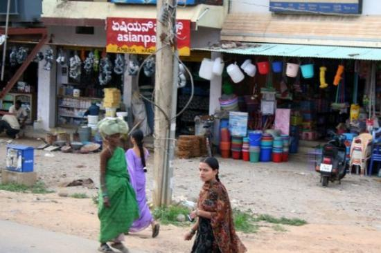 บังคาลอร์, อินเดีย: market