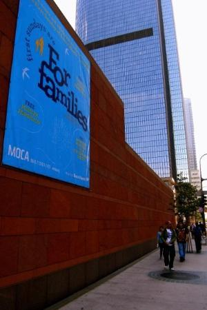 The Museum of Contemporary Art: MOCA