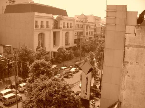จาการ์ตา, อินโดนีเซีย: Jakarta traffic