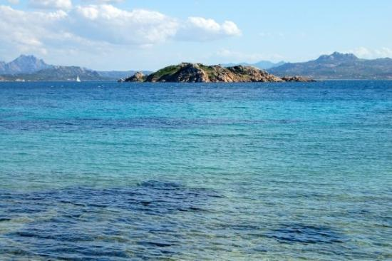 ลามัดดาเลนา, อิตาลี: Arquipélago Madallena