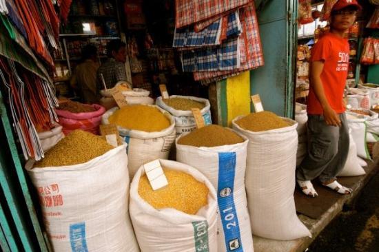 กูชิง, มาเลเซีย: Pasar Sg. Rejang, Sarikei, Sarawak