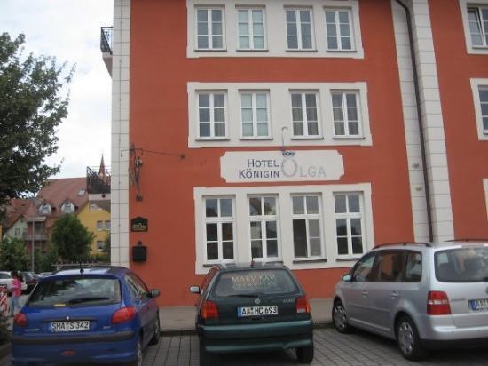 Hotel Konigin Olga: Ellwangen, Baden-Wurttemberg, Germany