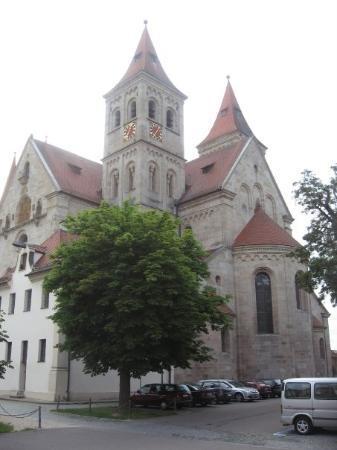 Ellwangen, Baden-Wurttemberg, Germany