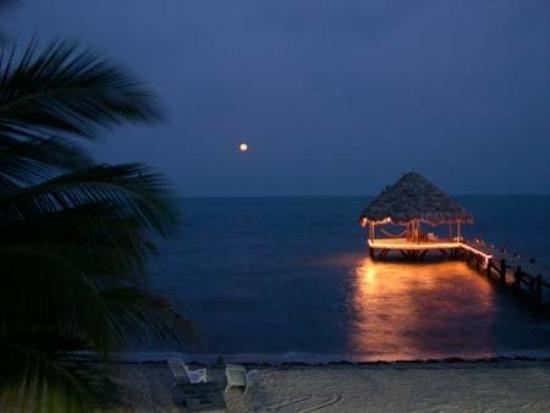 Maya Beach Hotel: Placencia, Belize - Xmas 2007