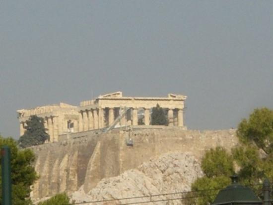 อะโครโปลิส: Athens.  The Acropolis