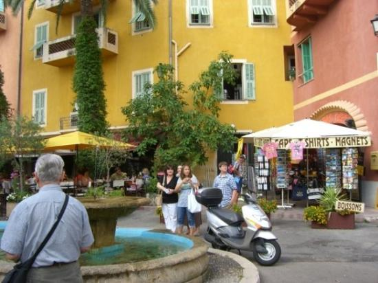 นีซ, ฝรั่งเศส: French Riviera