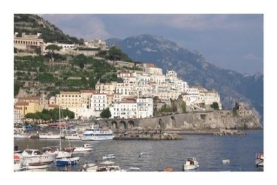อมาลฟี, อิตาลี: Honeymoon in Amalfi