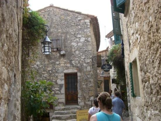 เอซ, ฝรั่งเศส: Medieval town of Eze