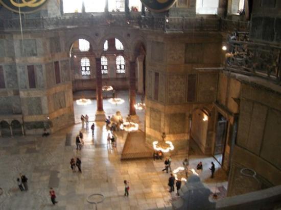 พิพิธภัณฑ์ฮาเจียโซเฟีย: Hagia Sofia Museum 5