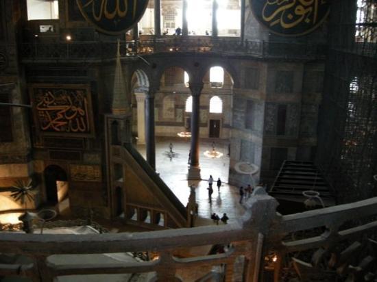 พิพิธภัณฑ์ฮาเจียโซเฟีย: Hagia Sofia Museum 6