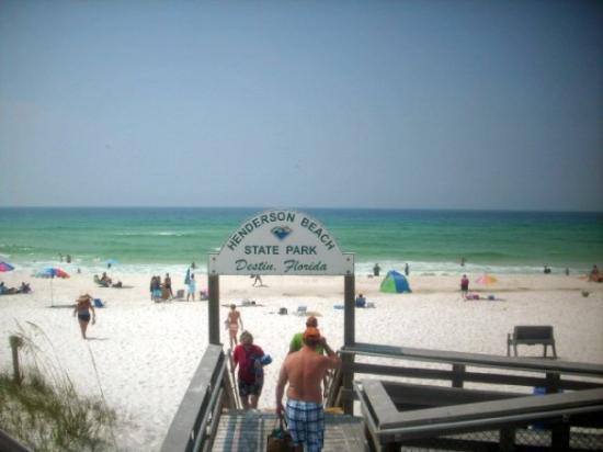 Henderson Beach State Park ภาพถ่าย