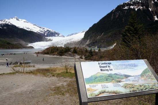 Glacier Gardens Rainforest Adventure ภาพถ่าย