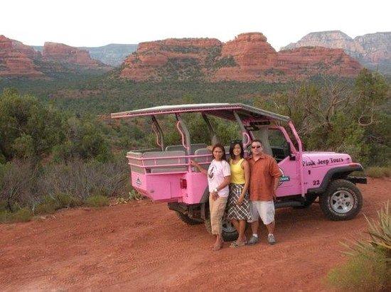 Pink Jeep Tours Sedona ภาพถ่าย