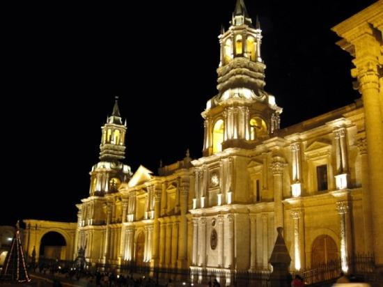 Cathedral of Arequipa Museum: Arequipa city...