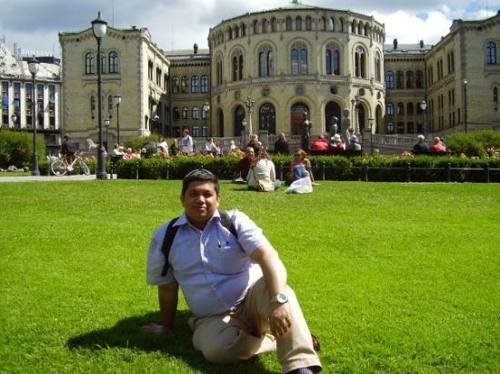 ออสโล, นอร์เวย์: Norwegian Parliment