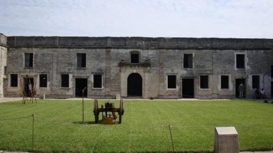 Castillo de San Marcos: cool shot!