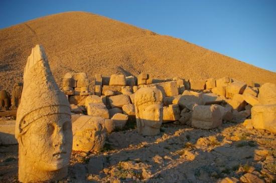 Mount Nemrut ภาพถ่าย