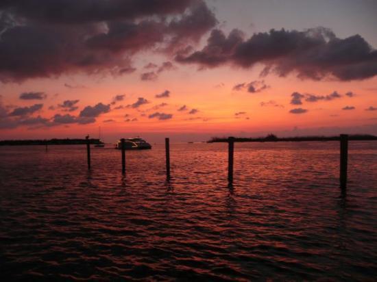 คีย์เวสต์, ฟลอริด้า: Key West sunset