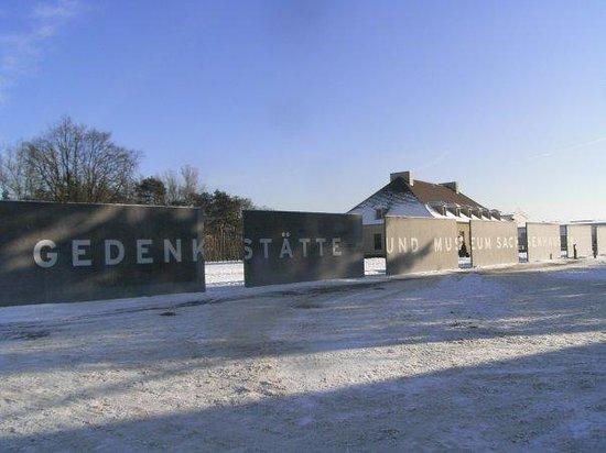 Sachsenhausen Concentration Camp: Primero fue el campo de concentracion de Oranienburg... despues el de Sachsenhausen... heavy est