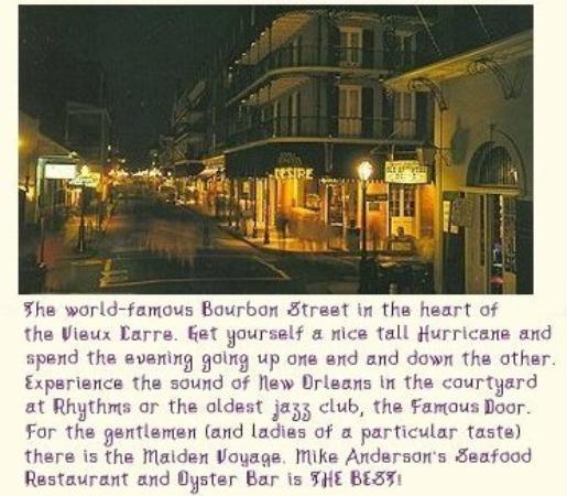 Bourbon Street ภาพถ่าย