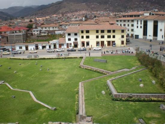 มาชูปิกชู, เปรู: Koricancha de dia Cuzco