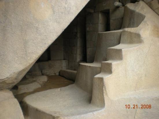 มาชูปิกชู, เปรู: Altar principal ¡Maravilla!