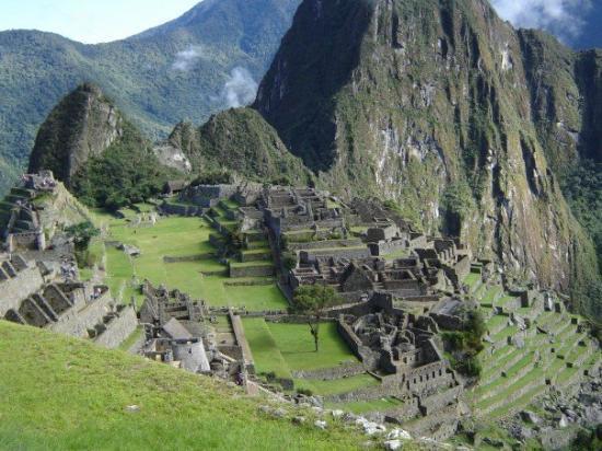 Huayna Picchu: Machu Picchu