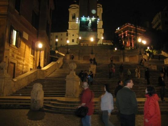 Spanish Steps: Plaza de España