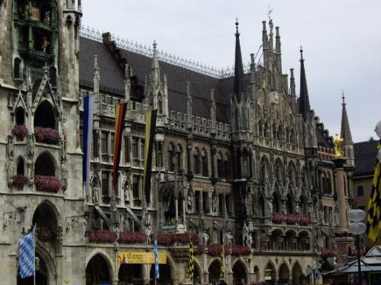 New Town Hall (Neus Rathaus) ภาพถ่าย
