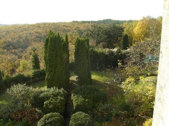 บอร์โด, ฝรั่งเศส: View from my window during a short break in teh afternoon
