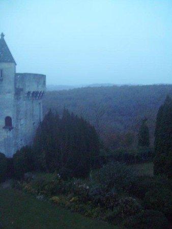 บอร์โด, ฝรั่งเศส: View out my window at 7:30 when I woke up for six hours of dance classes